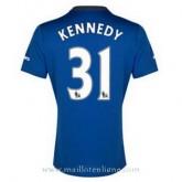 Maillot Everton Kennedy Domicile 2014 2015 Soldes Marseille