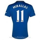 Maillot Everton Mirallas Domicile 2014 2015 Vente En Ligne