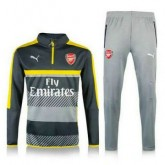 Maillot Formation Arsenal Ml Gris 2016 2017 Remise Nice