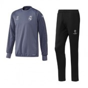 Maillot Formation Ml Real Madrid Gris Ucl 2016 2017 Acheter