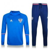 Maillot Formation Ml Russie Bleu 2016 2017 Boutique France