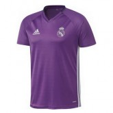 Maillot Formation Real Madrid Violet 2016 2017 Europe