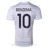 Maillot France Benzema Exterieur 2014 2015 Remise Paris en ligne