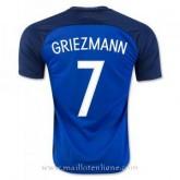 Maillot France Griezmann Domicile Euro 2016 Vendre Lyon