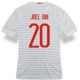 Maillot Inter Milan Joelobi Exterieur 2014 2015 Boutique