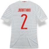 Maillot Inter Milan Jonathan Exterieur 2014 2015 Boutique Paris