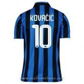 Maillot Inter Milan Kovacic Domicile 2015 2016 En Soldes