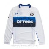 Maillot Inter Milan Manche Longue Exterieur 2015 2016 Magasin Lyon