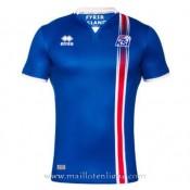 Maillot Islande Domicile Euro 2016 Soldes France