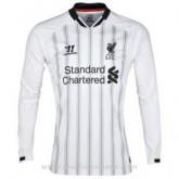 Maillot Liverpool Manche Longue Goalkeeper 2013-2014 Pas Cher Marseille