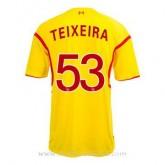 Maillot Liverpool Teixeira Exterieur 2014 2015 Bonnes Affaires