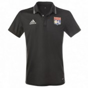 Maillot Lyon Polo Noir 2016 2017 Magasin Paris