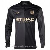 Maillot Manchester City Manche Longue Exterieur 2013-2014 Promotions