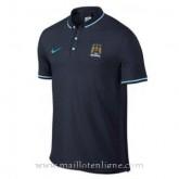 Maillot Manchester City Polo Bleu Fonce 2016 à Vendre