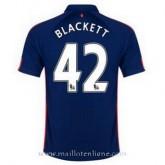 Maillot Manchester United Blackett Troisieme 2014 2015 Promo Prix Paris
