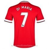 Maillot Manchester United Di Maria Domicile 2014 2015 Soldes Nice