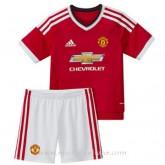 Maillot Manchester United Enfant Domicile 2015 2016 Vendre France