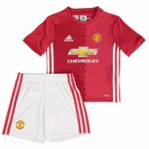 Maillot Manchester United Enfant Domicile 2016 2017 Vendre Lyon