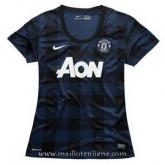 Maillot Manchester United Femme Exterieur 2013-2014 Magasin De Sortie