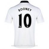 Maillot Manchester United Rooney Exterieur 2014 2015 Pas Cher Paris