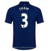 Maillot Manchester United Shaw Troisieme 2014 2015 Prix