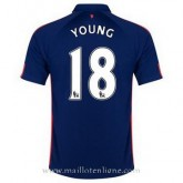 Maillot Manchester United Young Troisieme 2014 2015 Vendre
