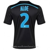 Maillot Marseille Aloe Troisieme 2014 2015 Europe
