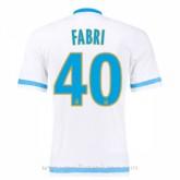 Maillot Marseille Fabri Domicile 2015 2016 Rabais en ligne
