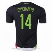 Maillot Mexique Chicharito Domicile 2015 2016 Vendre