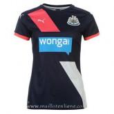 Maillot Newcastle United Femme Troisieme 2015 2016 Escompte En Lgine