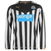 Maillot Newcastle United Manche Longue Domicile 2014 2015 Europe