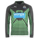 Maillot Newcastle United Ml Goalkeeper Vert 2014 2015 France Pas Cher