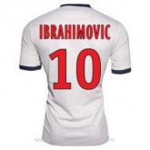 Maillot Psg Ibrahimovic Exterieur 2013-2014 Soldes Provence