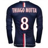 Maillot Psg Ml Thiago Motta Domicile 2014 2015 France Métropolitaine