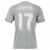 Maillot Real Madrid Arbeloa Exterieur 2015 2016 la Vente à Bas Prix