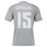 Maillot Real Madrid Carvajal Exterieur 2015 2016 Pas Cher