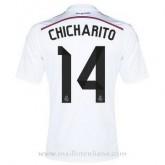 Maillot Real Madrid Chicharito Domicile 2014 2015 Pas Cher Provence