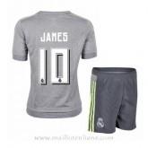 Maillot Real Madrid Enfant James Exterieur 2015 2016 Site Officiel