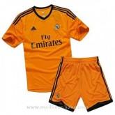 Maillot Real Madrid Enfant Troisieme 2013-2014 Soldes Provence