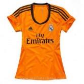 Maillot Real Madrid Femme Troisieme 2013-2014 Vendre Marseille