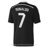 Maillot Real Madrid Ronaldo Troisieme 2014 2015 Ventes Privées