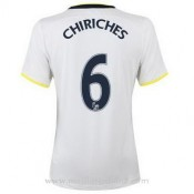 Maillot Tottenham Chiriches Domicile 2014 2015 Officiel