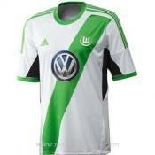 Maillot Wolfsburg Exterieur 2013-2014 Promos Code