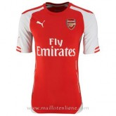 Mode Maillot Arsenal Domicile 2014 2015