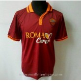 Nouvelle Maillot As Roma Domicile 2013-2014