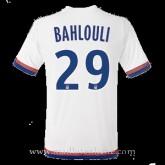 Nouvelles Maillot Lyon Bahlouli Domicile 2015 2016
