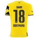 Promo Maillot Borussia Dortmund Sahin Domicile 2014 2015