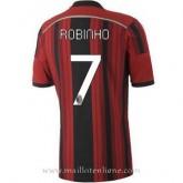 Remise Maillot Ac Milan Robinho Domicile 2014 2015