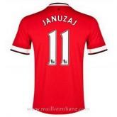 Remise Maillot Manchester United Januzaj Domicile 2014 2015