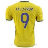 Site Officiel Maillot Suede Kallstrom Domicile Euro 2016